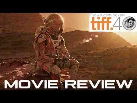 The Martian - Movie Review