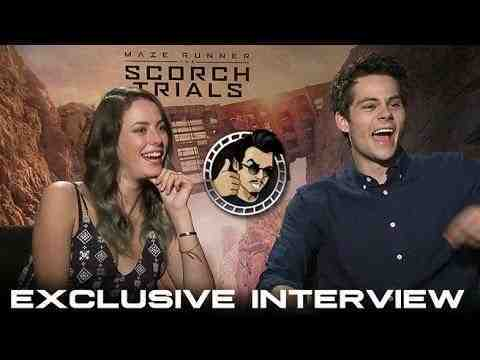 Maze Runner: The Scorch Trials - Dylan O'Brien, Kaya Scodelario Interview