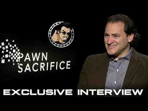 Pawn Sacrifice - Michael Stuhlbarg Interview