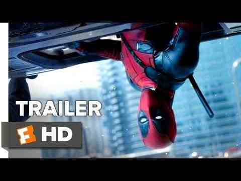 Deadpool - trailer 2