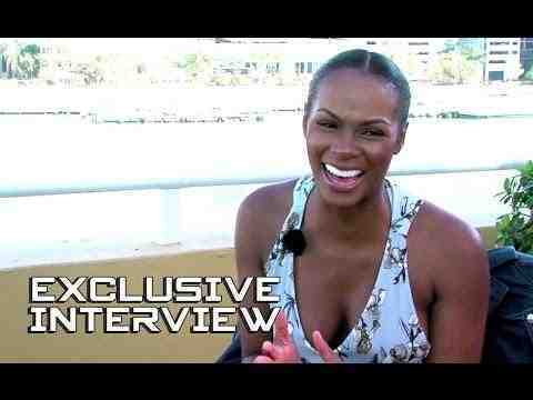 Ride Along 2 - Tika Sumpter  Interview