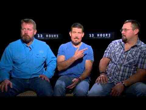 13 Hours: The Secret Soldiers of Benghazi - M 'OZ' Geist, J 'TIG' Tiegen, & K 'TANTO' Paronto Interview