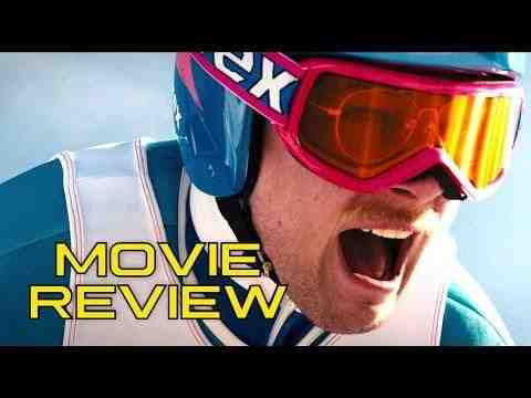 Eddie the Eagle - Movie Review