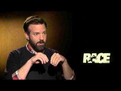 Race - Jason Sudeikis Interview