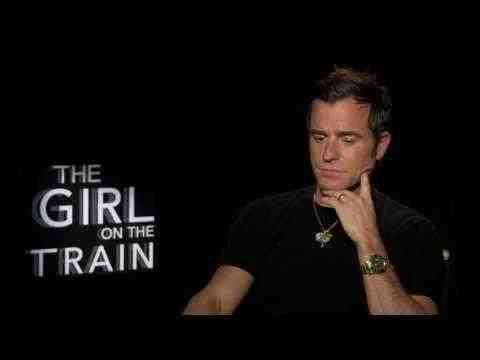 The Girl on the Train - Justin Theroux Interview