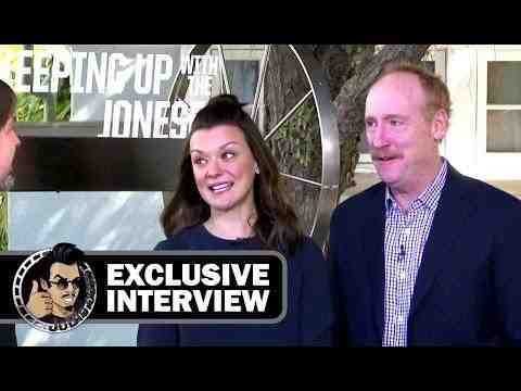 Keeping Up with the Joneses - Maribeth Monroe & Matt Walsh Interview