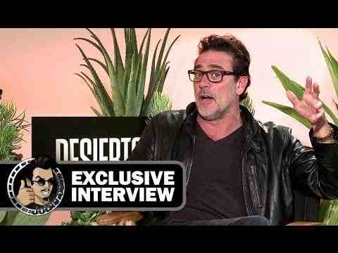Desierto - Jeffrey Dean Morgan Interview