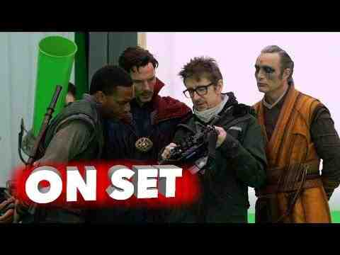 Doctor Strange - Behind the Scenes