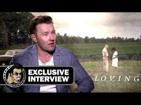 Loving - Joel Edgerton Interview