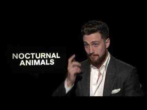 Nocturnal Animals - Aaron Taylor-Johnson