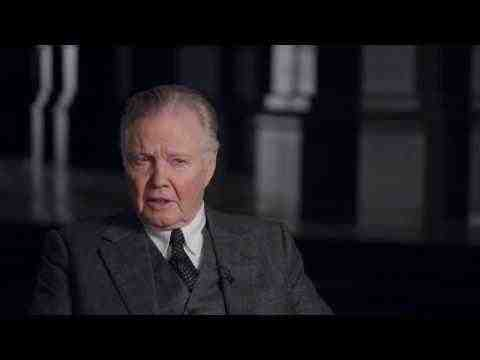 Fantastic Beasts and Where to Find Them - Jon Voight Interview