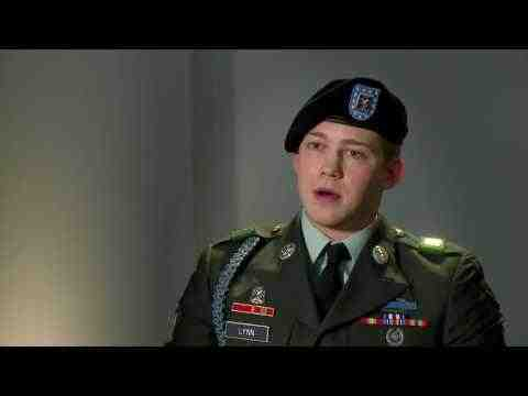 Billy Lynn's Long Halftime Walk - Joe Alwyn Interview