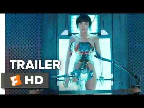 Ghost in the Shell - trailer 1