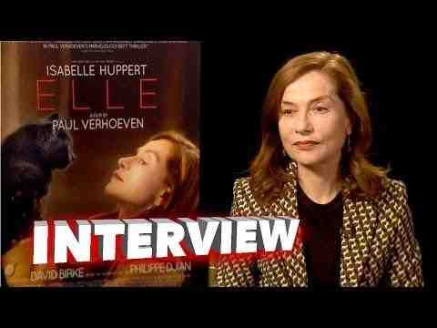 Elle - Isabelle Huppert Interview