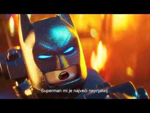 Lego Batman film - trailer 1