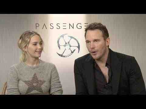 Passengers - Jennifer Lawrence