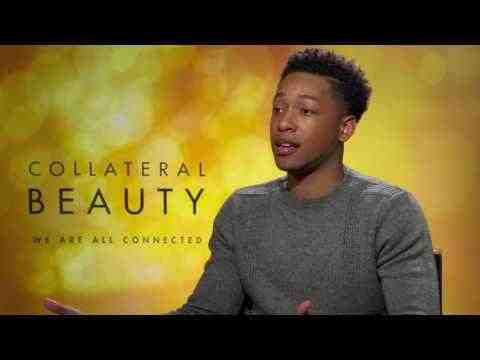 Collateral Beauty - Jacob Latimore Interview