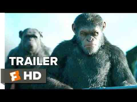 War for the Planet of the Apes - trailer 1