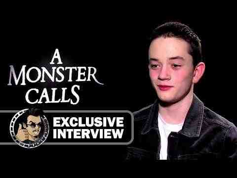 A Monster Calls - Lewis MacDougall Interview