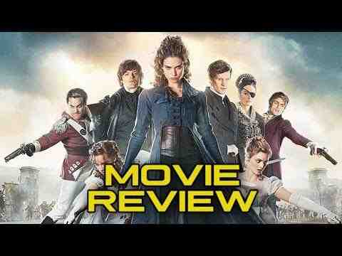 Pride and Prejudice and Zombies - Movie Review