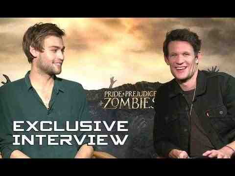 Pride and Prejudice and Zombies - Matt Smith & Douglas Booth Interview