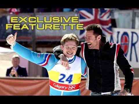 Eddie the Eagle - Featurette