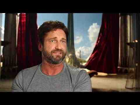 Gods of Egypt - Interviews
