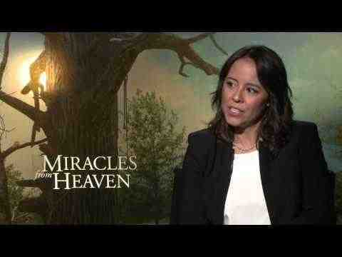 Miracles from Heaven - Director Patricia Riggen Interview