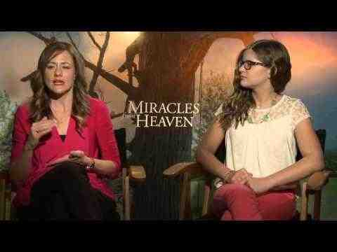 Miracles from Heaven - Christy & Annabel Beam Interview
