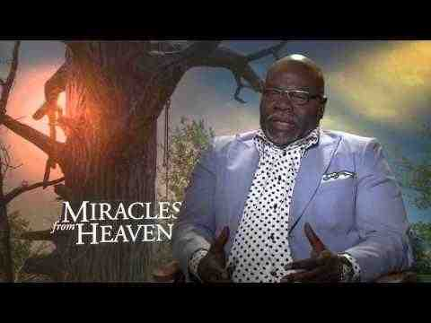 Miracles from Heaven - Producer TD Jakes Interview
