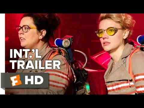 Ghostbusters - trailer 2
