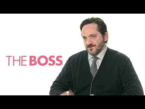 The Boss - Director Ben Falcone Interview 2