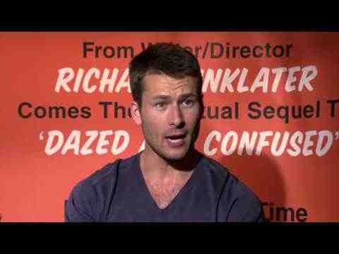 Everybody Wants Some - Blake Jenner, Zoey Deutch, Glen Powell Interview
