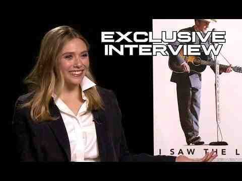 I Saw the Light - Elizabeth Olsen Interview