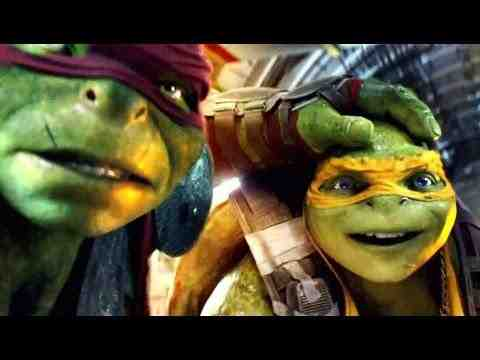 Teenage Mutant Ninja Turtles: Out of the Shadows - TV Spot 2