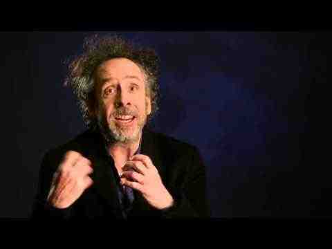 Alice Through the Looking Glass - Tim Burton Interview