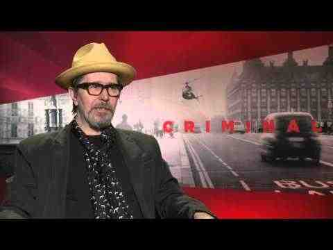 Criminal - Gary Oldman Interview