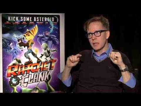 Ratchet and Clank - James Arnold Taylor Interview