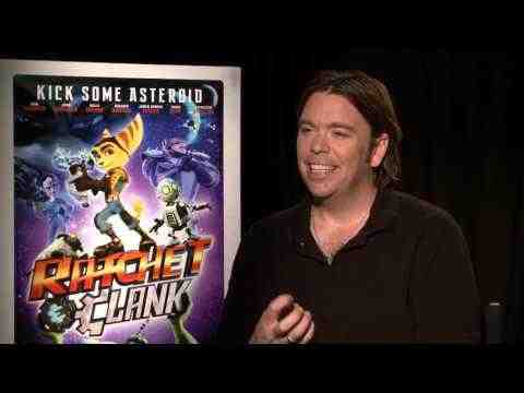 Ratchet and Clank - Kevin Munroe Interview