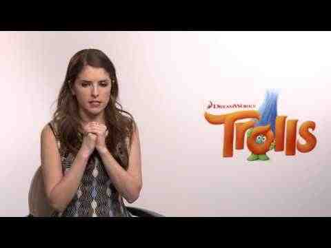 Trolls - Anna Kendrick Interview