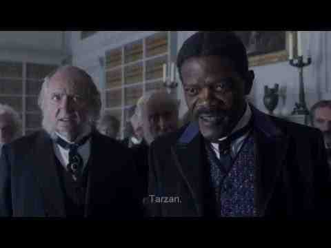 Legenda o Tarzanu - trailer 1