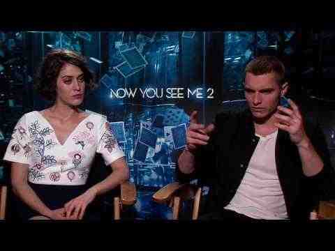 Now You See Me 2 - Dave Franco & Lizzy Caplan Interview