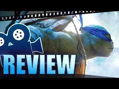 Teenage Mutant Ninja Turtles: Out of the Shadows - Movie Review