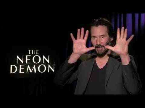 The Neon Demon - Keanu Reeves