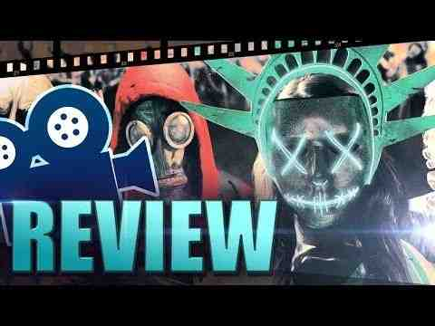 The Purge: Election Year - Movie Review