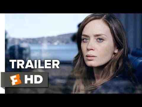 The Girl on the Train - trailer 2