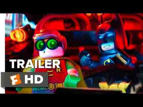 The Lego Batman Movie - trailer 3