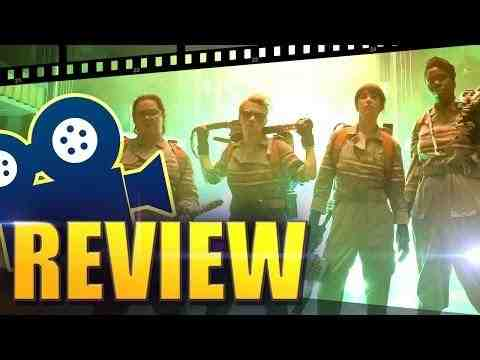Ghostbusters - Movie Review