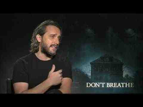 Don't Breathe - Director Fede Alvarez Interview
