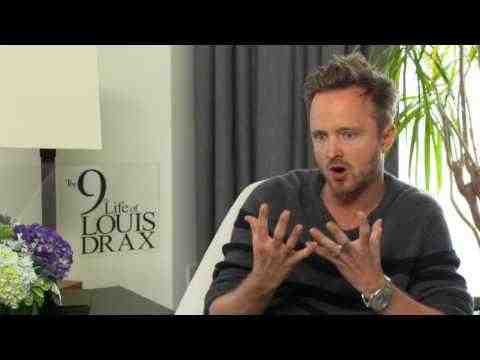 The 9th Life of Louis Drax - Aaron Paul Interview